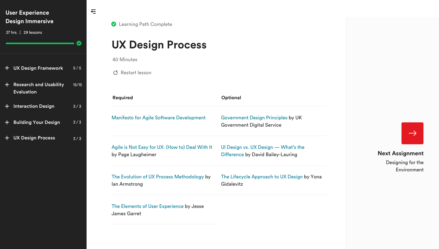 UX Design Process (Live) Copy